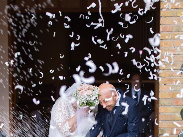 Il matrimonio di Amedeo e Alessandra a Porto Sant'Elpidio, Fermo 31