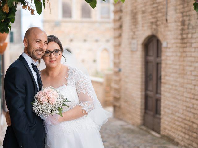 Il matrimonio di Amedeo e Alessandra a Porto Sant'Elpidio, Fermo 33