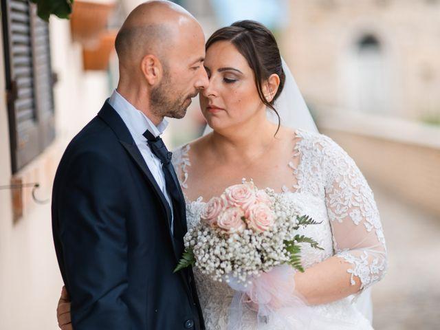 Il matrimonio di Amedeo e Alessandra a Porto Sant'Elpidio, Fermo 35