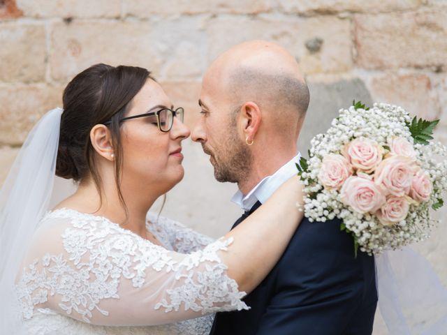 Il matrimonio di Amedeo e Alessandra a Porto Sant'Elpidio, Fermo 37