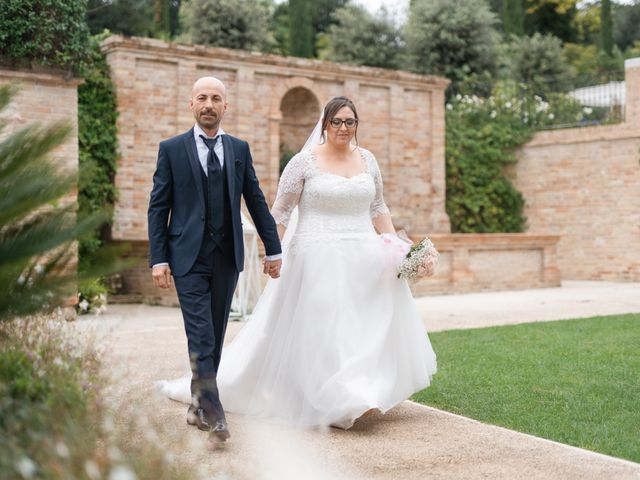 Il matrimonio di Amedeo e Alessandra a Porto Sant'Elpidio, Fermo 39