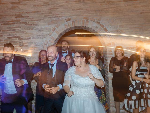 Il matrimonio di Amedeo e Alessandra a Porto Sant'Elpidio, Fermo 51