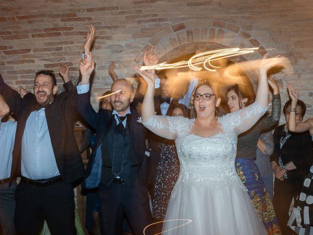 Il matrimonio di Amedeo e Alessandra a Porto Sant'Elpidio, Fermo 52