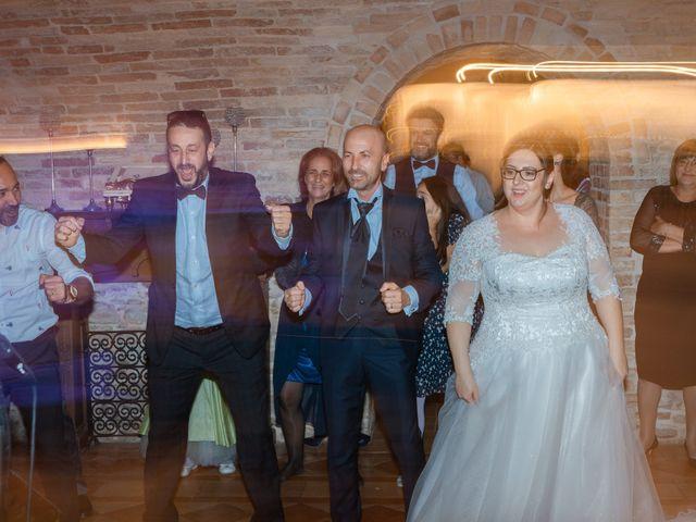 Il matrimonio di Amedeo e Alessandra a Porto Sant'Elpidio, Fermo 53