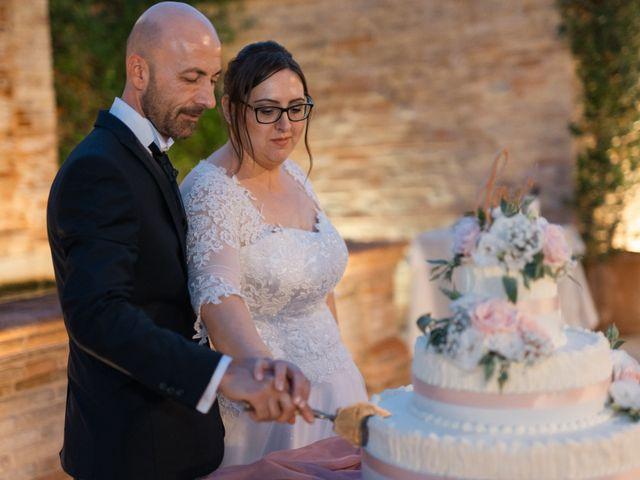 Il matrimonio di Amedeo e Alessandra a Porto Sant'Elpidio, Fermo 54