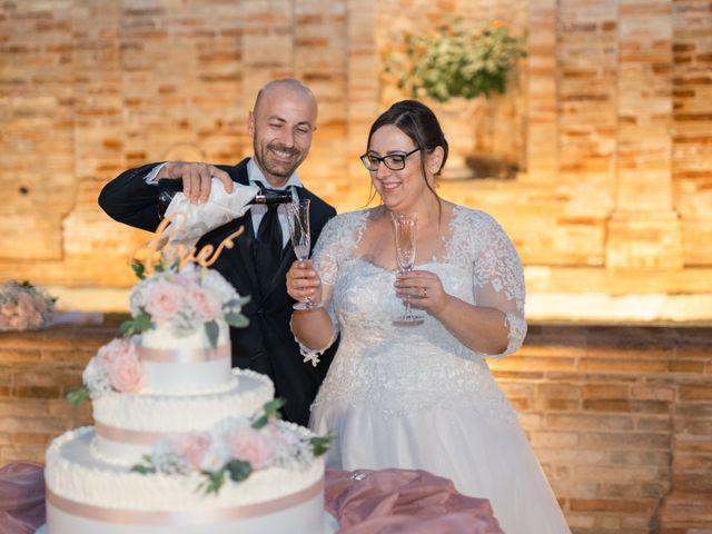 Il matrimonio di Amedeo e Alessandra a Porto Sant'Elpidio, Fermo 56