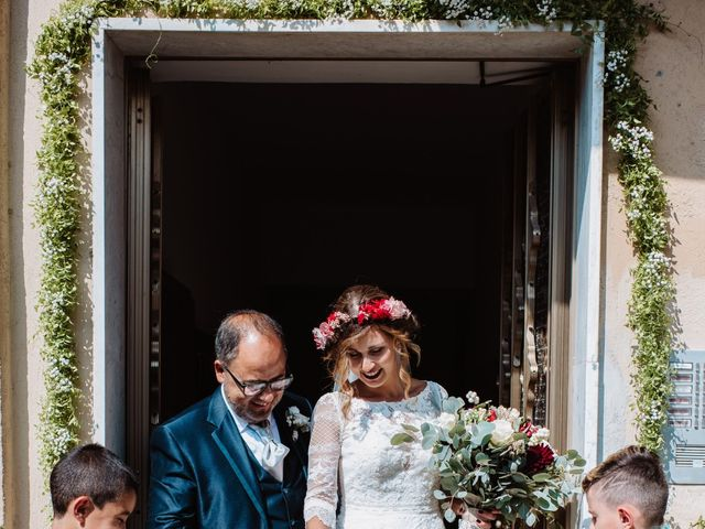 Il matrimonio di Giacomo e Chiara a Vetralla, Viterbo 15