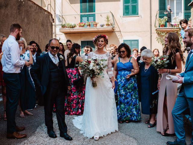 Il matrimonio di Giacomo e Chiara a Vetralla, Viterbo 17