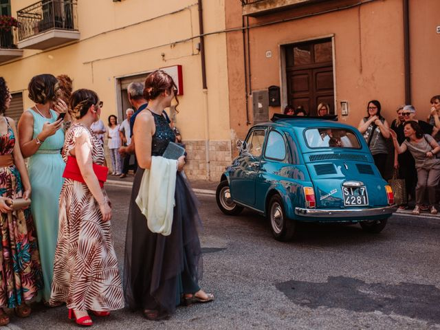 Il matrimonio di Giacomo e Chiara a Vetralla, Viterbo 22
