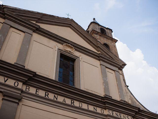 Il matrimonio di Giacomo e Chiara a Vetralla, Viterbo 23