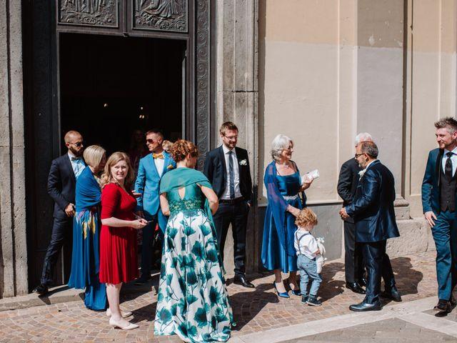 Il matrimonio di Giacomo e Chiara a Vetralla, Viterbo 26
