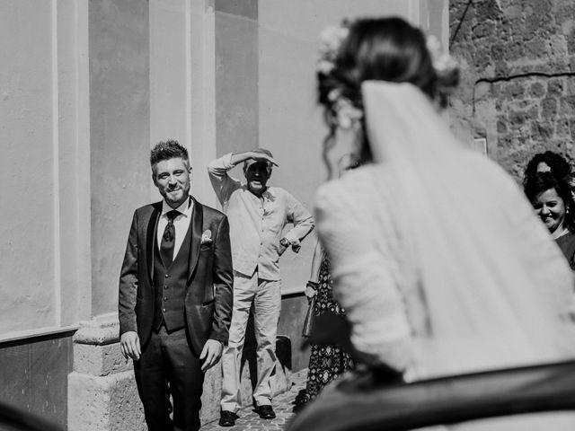 Il matrimonio di Giacomo e Chiara a Vetralla, Viterbo 28