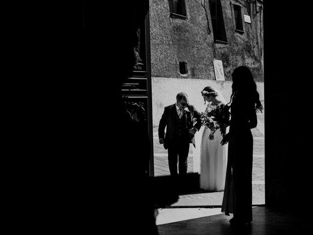Il matrimonio di Giacomo e Chiara a Vetralla, Viterbo 30
