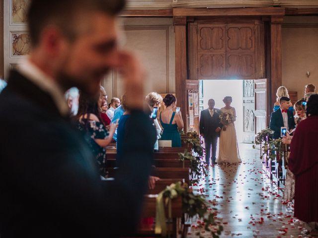 Il matrimonio di Giacomo e Chiara a Vetralla, Viterbo 31