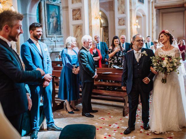 Il matrimonio di Giacomo e Chiara a Vetralla, Viterbo 34