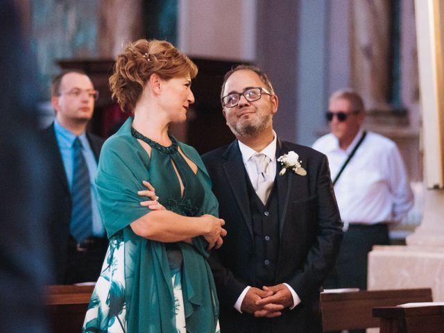 Il matrimonio di Giacomo e Chiara a Vetralla, Viterbo 35