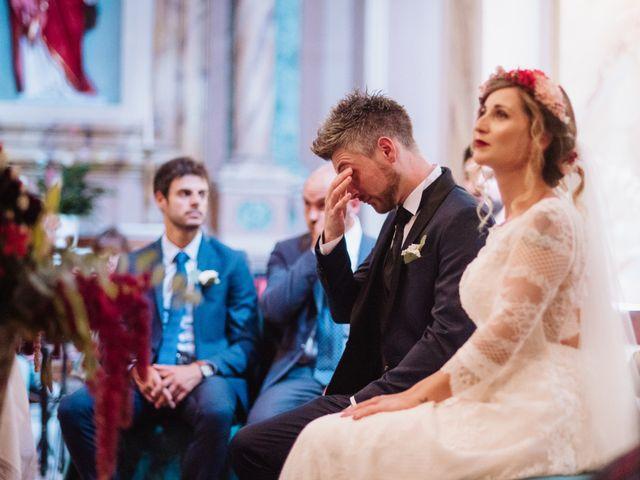 Il matrimonio di Giacomo e Chiara a Vetralla, Viterbo 36
