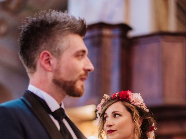 Il matrimonio di Giacomo e Chiara a Vetralla, Viterbo 37