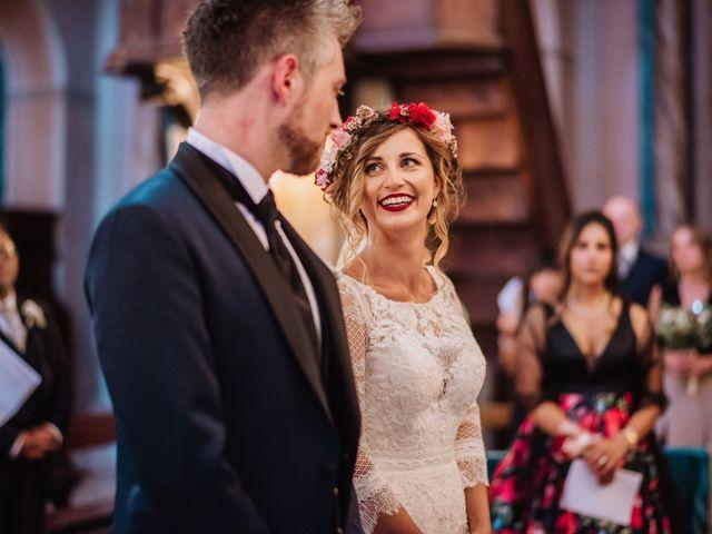 Il matrimonio di Giacomo e Chiara a Vetralla, Viterbo 38