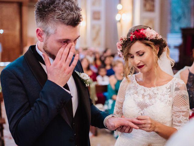 Il matrimonio di Giacomo e Chiara a Vetralla, Viterbo 41