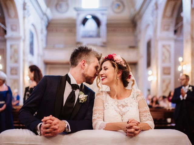 Il matrimonio di Giacomo e Chiara a Vetralla, Viterbo 43