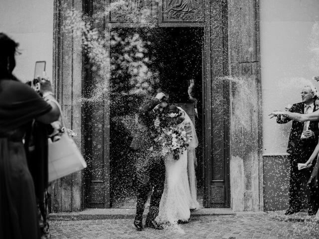 Il matrimonio di Giacomo e Chiara a Vetralla, Viterbo 44