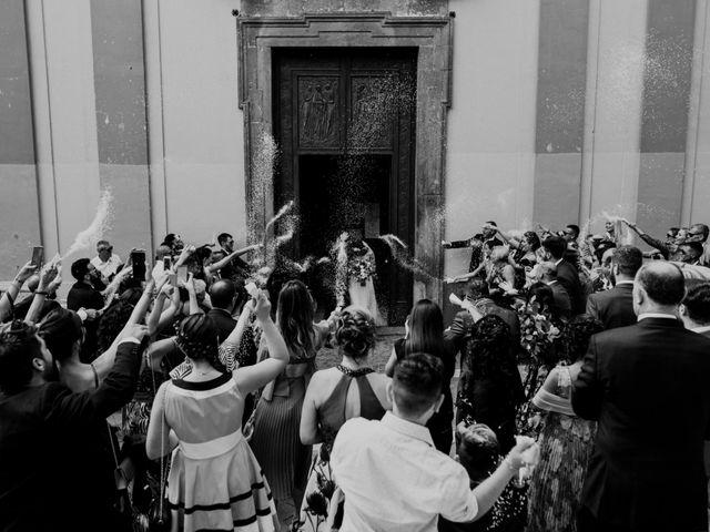 Il matrimonio di Giacomo e Chiara a Vetralla, Viterbo 45