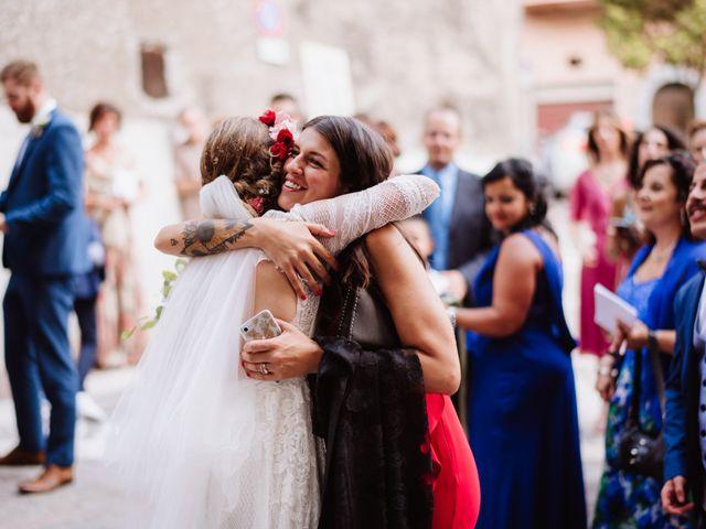 Il matrimonio di Giacomo e Chiara a Vetralla, Viterbo 47