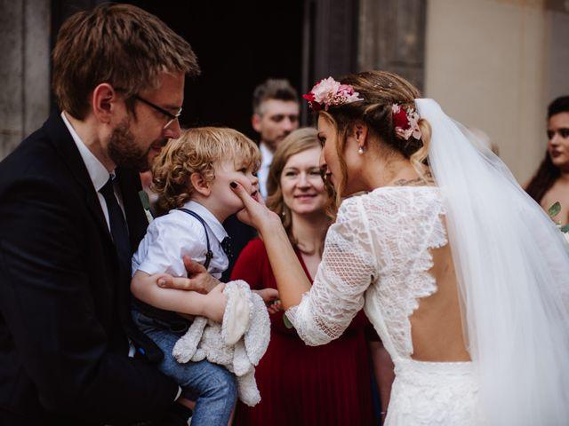 Il matrimonio di Giacomo e Chiara a Vetralla, Viterbo 51