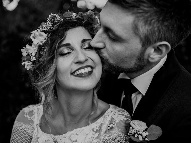 Il matrimonio di Giacomo e Chiara a Vetralla, Viterbo 59