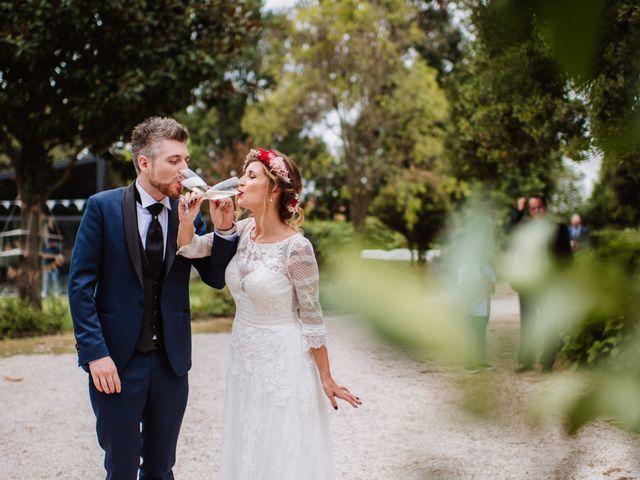 Il matrimonio di Giacomo e Chiara a Vetralla, Viterbo 72