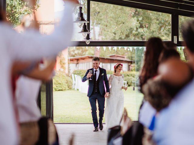 Il matrimonio di Giacomo e Chiara a Vetralla, Viterbo 74