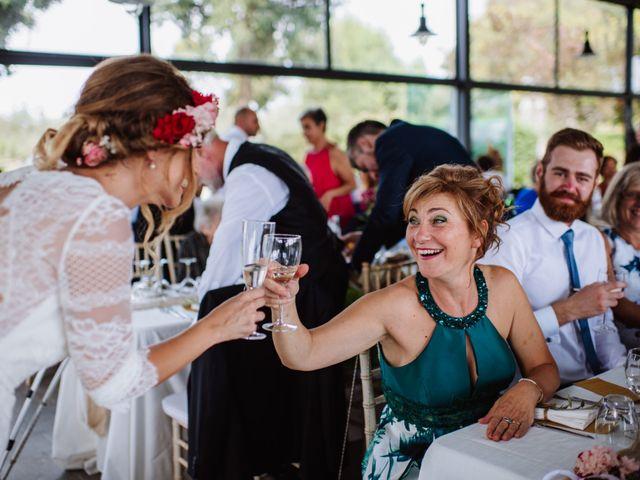 Il matrimonio di Giacomo e Chiara a Vetralla, Viterbo 76
