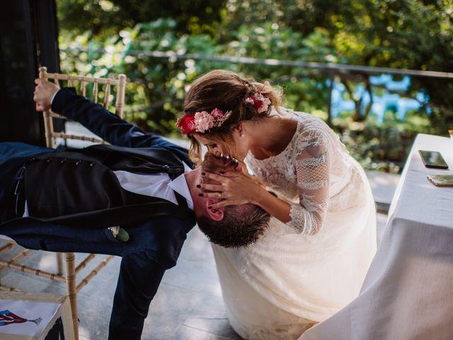 Il matrimonio di Giacomo e Chiara a Vetralla, Viterbo 78