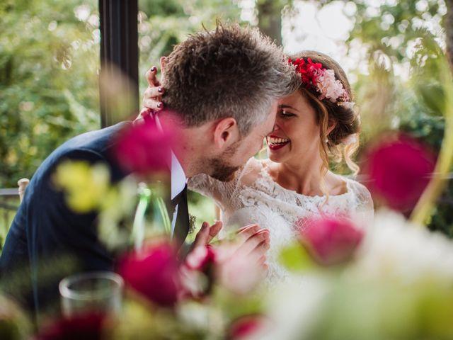 Il matrimonio di Giacomo e Chiara a Vetralla, Viterbo 80