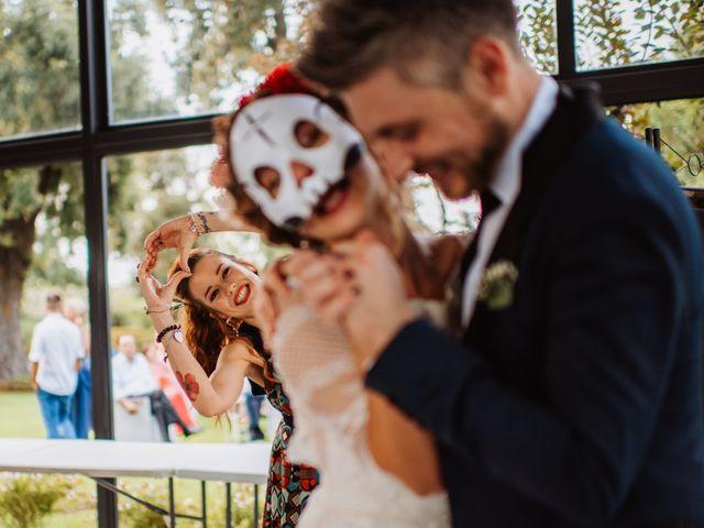 Il matrimonio di Giacomo e Chiara a Vetralla, Viterbo 88