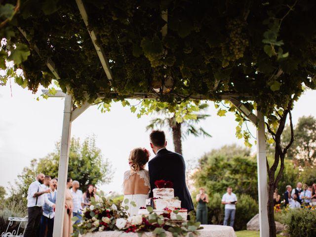 Il matrimonio di Giacomo e Chiara a Vetralla, Viterbo 99