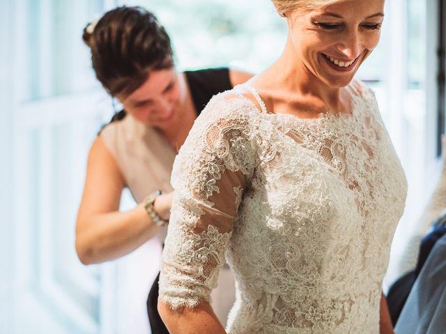 Il matrimonio di Alessandro e Chiara a Inverigo, Como 8