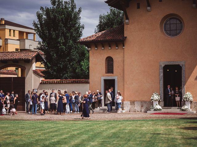 Il matrimonio di Alessandro e Chiara a Inverigo, Como 10