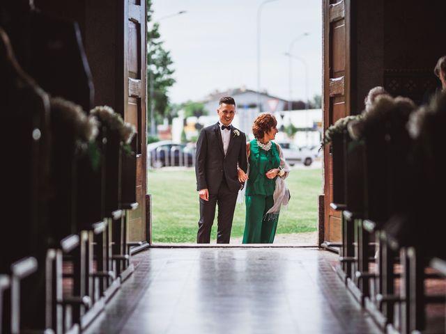 Il matrimonio di Alessandro e Chiara a Inverigo, Como 11