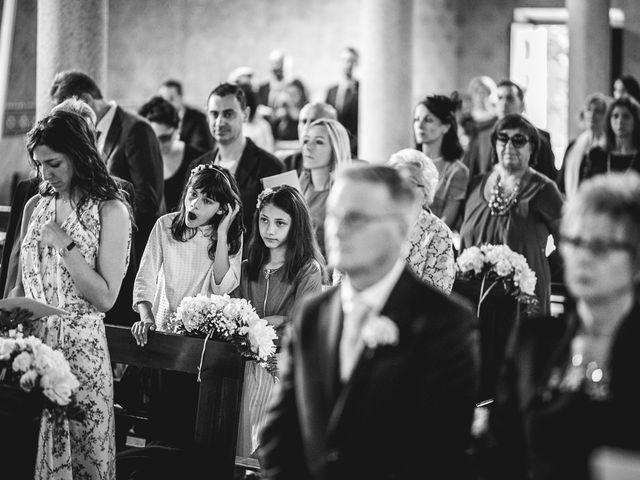 Il matrimonio di Alessandro e Chiara a Inverigo, Como 14