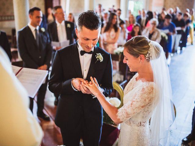 Il matrimonio di Alessandro e Chiara a Inverigo, Como 15