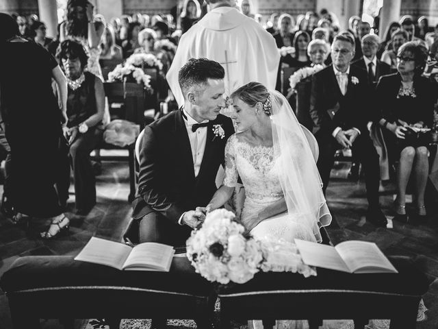 Il matrimonio di Alessandro e Chiara a Inverigo, Como 17