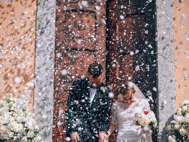 Il matrimonio di Alessandro e Chiara a Inverigo, Como 19