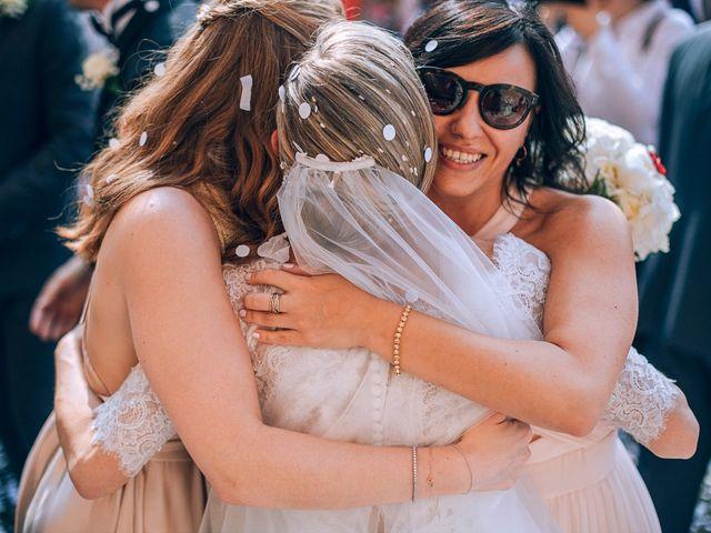 Il matrimonio di Alessandro e Chiara a Inverigo, Como 20