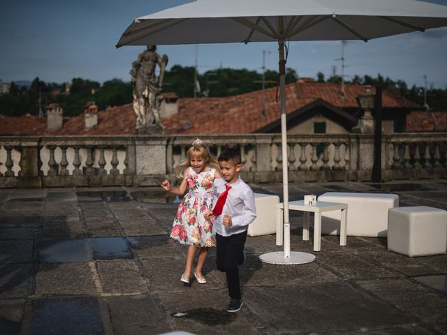 Il matrimonio di Alessandro e Chiara a Inverigo, Como 23