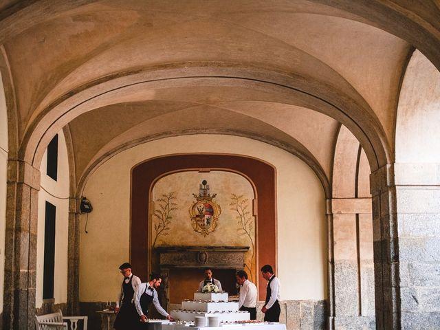 Il matrimonio di Alessandro e Chiara a Inverigo, Como 25