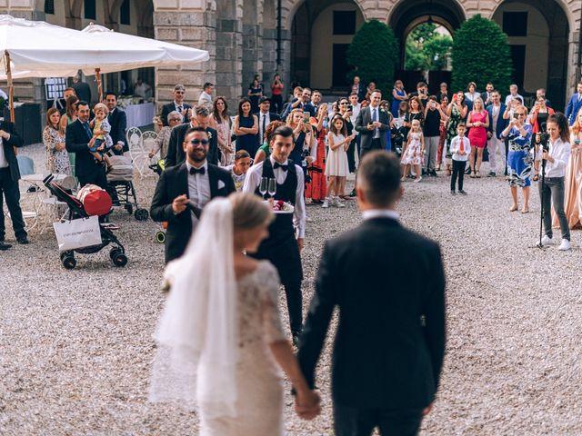 Il matrimonio di Alessandro e Chiara a Inverigo, Como 31