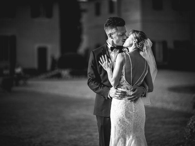 Il matrimonio di Alessandro e Chiara a Inverigo, Como 33