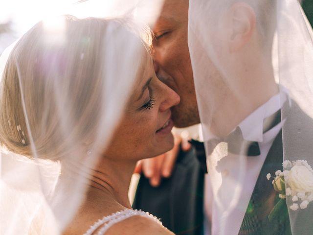 Il matrimonio di Alessandro e Chiara a Inverigo, Como 34